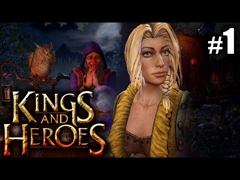 Kings and Heroes #1 WÜRFEL! CHAMPION -  Early Access ★ pc let's play gameplay german
