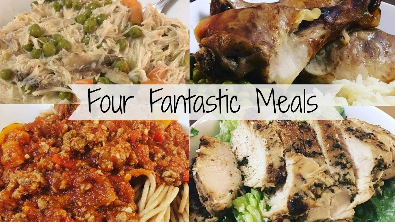 four fantastic dinner ideas i prep ahead of time meal inspiration