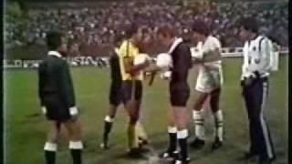 America vs Zacatepec Alineación Cañeros 1980