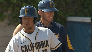 Recap: Cal baseball sweeps Arizona State behind strong offense