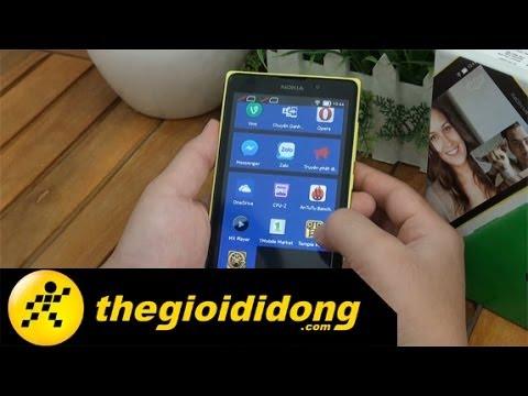 Đánh giá nhanh Nokia XL | www.thegioididong.com