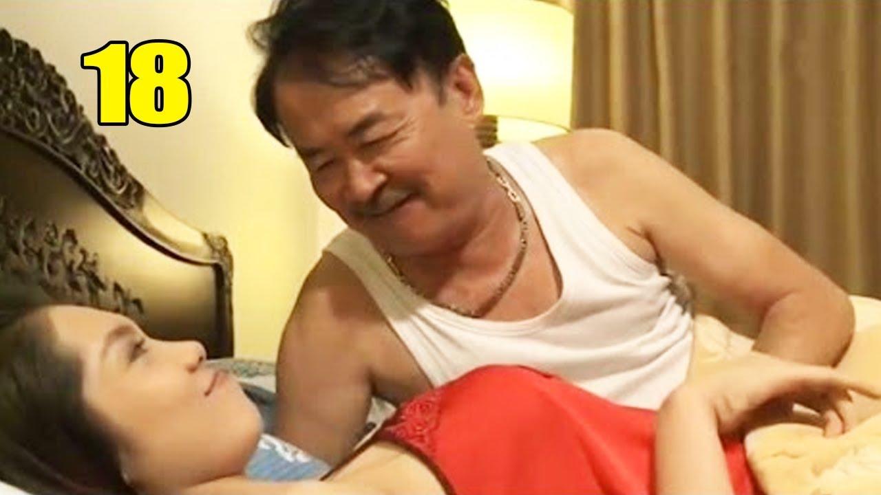 Phim tình cảm 18 + - Bố Già ham gái