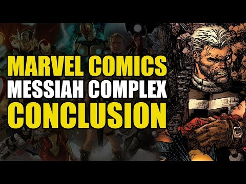 X-Men: Messiah Complex Conclusion!