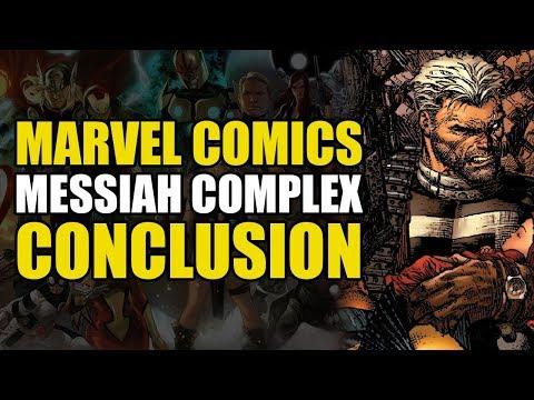 X-Men: Messiah Complex Conclusion!