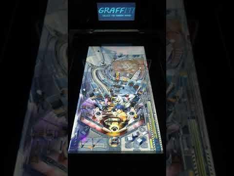 Arcade1up Star Wars Pinball Rebels Gameplay from Kevin F
