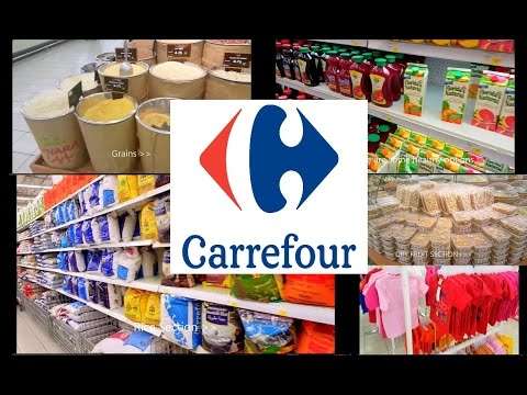 Carrefour (Grocery Shopping), Dalma Mall, Mussafah, Abu Dhab