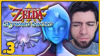 OUR EPIC JOURNEY BEGINS - Zelda: Skyward Sword - BLIND - Part 3
