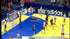 Polen 33:32 Deutschland Handball EM 2012