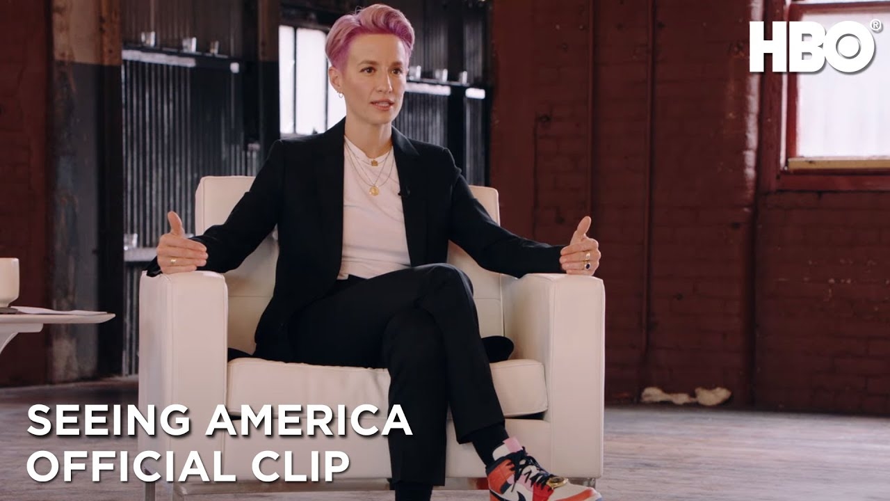 Seeing America with Megan Rapinoe: What Do We Do Now? (Clip) | HBO