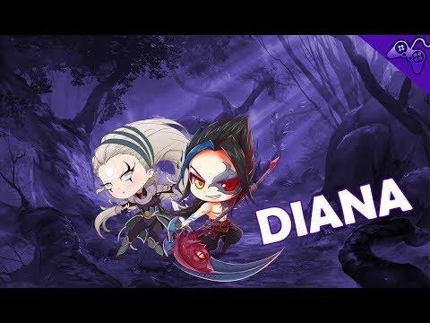 TSR #108 - Diana Mid (PT-BR)