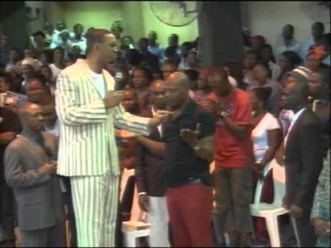Many Years Of Barreness Broken By Prophet Dr Chris Okafor