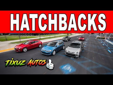 Hatchbacks en México.