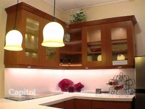 WAC Lighting Ledme LED Undercabinet Lighting Video - YouTube