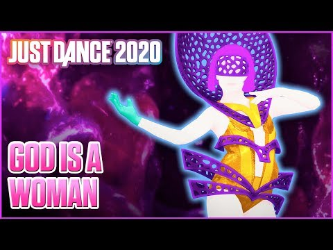 just-dance-2020:-god-is-a-woman-by-ariana-grande-|-official-track-gameplay-[us]