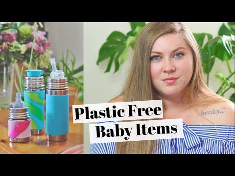 PLASTIC FREE BABY GIFTS // What I am Gifting My Best Friend's Baby
