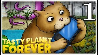 Tasty Planet Forever | All Cat Levels | Android & iOS Gameplay