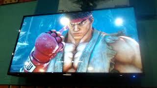 Mini Gameplay Súper Street Fighter V (PS4)