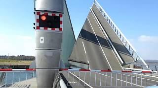 Poole (Twin Sails) Lift Bridge, Dorset