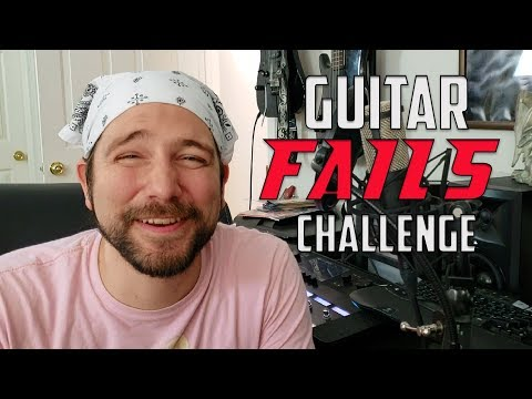 TRY NOT TO CRINGE OR LAUGH CHALLENGE (Guitar Edition) | Mike The Music Snob Reacts