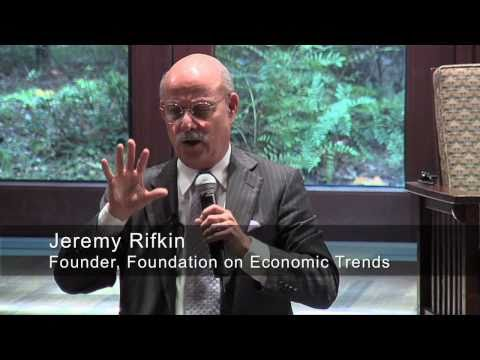 Jeremy Rifkin: The Empathic Civilization (excerpt) / Ross Institute Summer Academy 2010