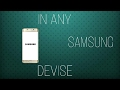 SAMSUNG NEW WHITE BOOT ANIMATION IN ANY SAMSUNG DEVISE