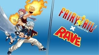 AMV-Fairy Tail x Rave Master