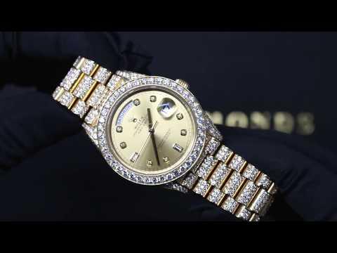 Rolex Day Date 40 - Presidential