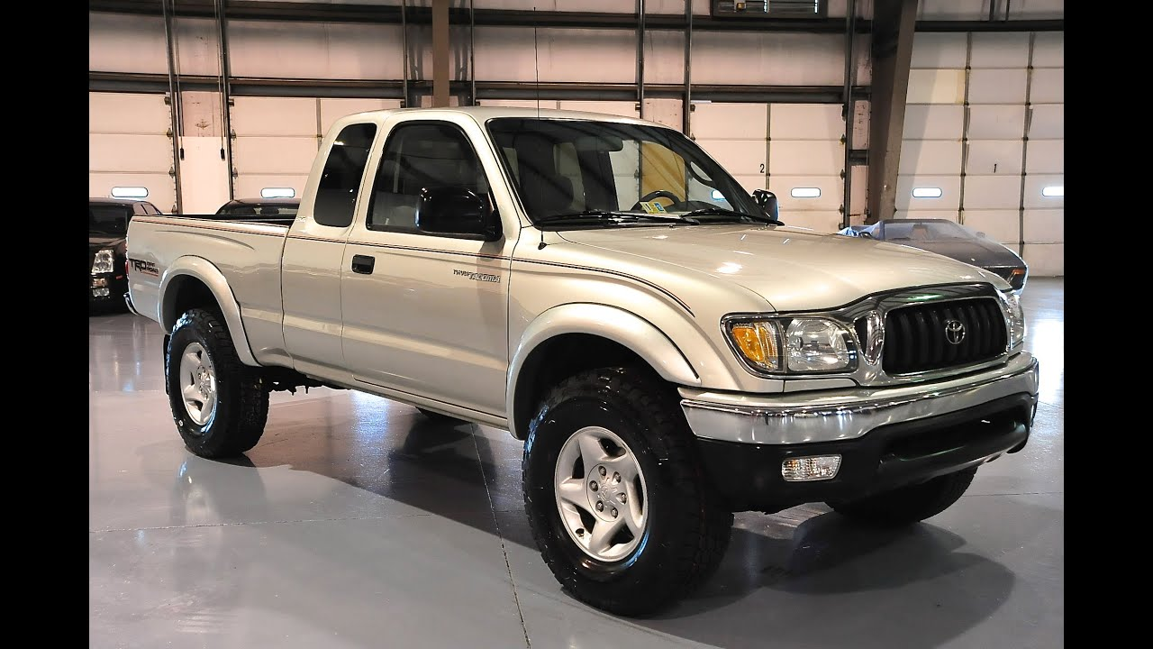 Davis Autosports 2002 Toyota Tacoma Trd 5 Speed 4x4 For