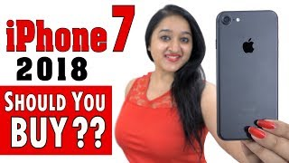 IPHONE 7(2018) - Unboxing & Overview in HINDI