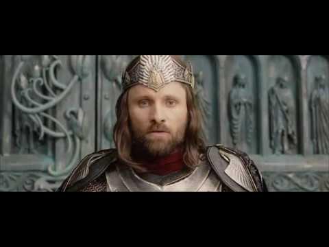 Aragorns Coronation Elendils Oath