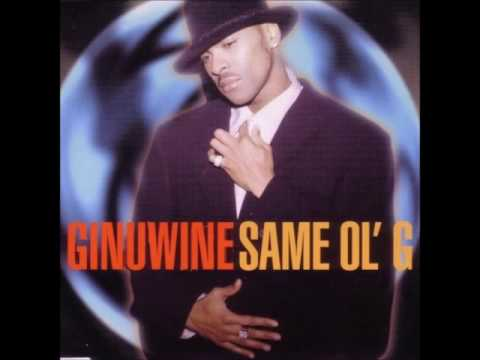 Ginuwine - Same Ol' G (Steve Anthony's R&B Mix)