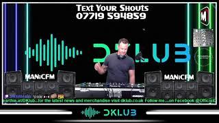 MANiCFM 1st BIRTHDAY WEEKENDER - DKLUB - Techno At It's Finest (Set 1)