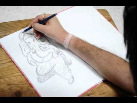 Happy Ganesh Chaturthi 2010 TanuSudhir YouTube
