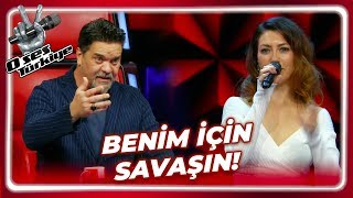 The words of the contestant scared Beyaz and Murat Başlık  The Voice Turkey  Episode 13