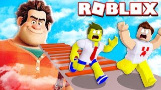 ESCAPE VON DER RAPLH DETONA IN ROBLOX!!