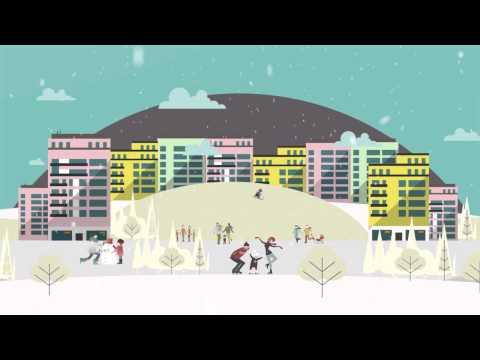 Helsinki 2050 - Kodikas suurkaupunki