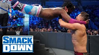 Kofi Kingston vs. The Miz: SmackDown, Jan. 10, 2020