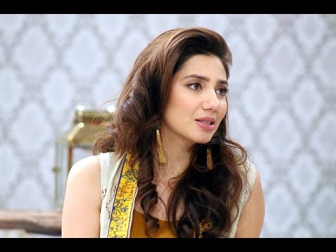 Mahira Khan get hyper when the anchor asked her about.....