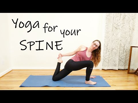 Yoga for Core Strength and Spinal Stability