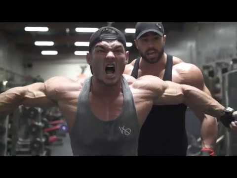 Jeremy Buendia And Jason Poston Hit Chest - 5.5 Weeks Out.