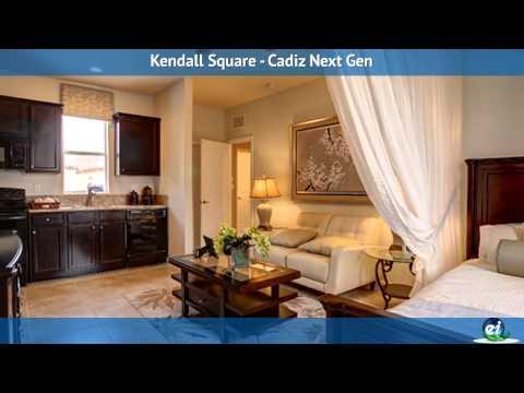 Kendall Square   Cadiz Next Gen