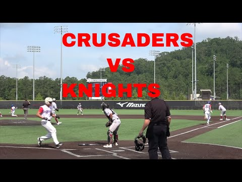 Crusaders Baseball Club 15u vs Knights Baseball Premier 15U at Perfect Game Cartersville Georgia