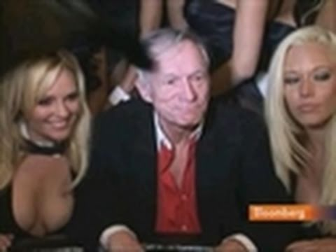 Playboy Agrees to Go Private in Hefner-Led Buyout