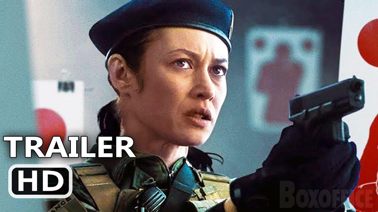 Download SENTINELLE Trailer (2021) Olga Kurylenko, Netflix Thriller Movie