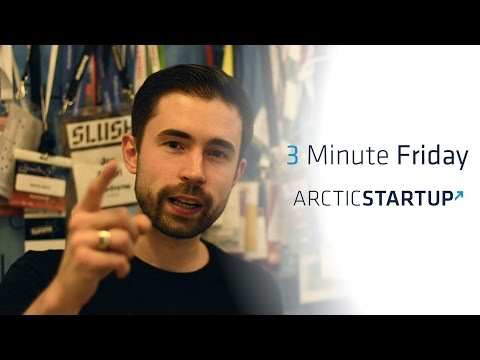 3 Minute Friday By ArcticStartup