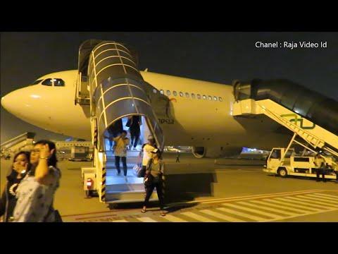 Pengalaman Terbang Dengan Airbus A330-300 Pesawat Garuda Indonesia Bali Jakarta