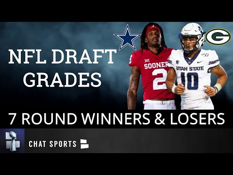 2020 NFL Draft Grades: Biggest Winners & Losers From All 7 Rounds
