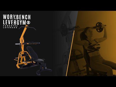 Powertec Workbench Levergym | All Exercises