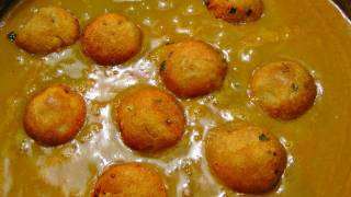 Paneer Kofta Curry (with Whip Cream substitute)