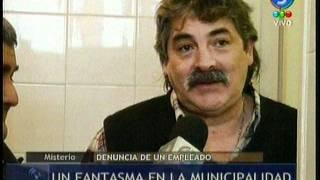 Fantasmas en la Municipalidad de Rosario (Canal 5)